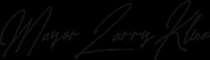Mayor's Signature